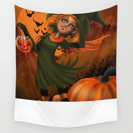 Halloween fun Wall Tapestry