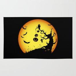 Halloween Night Rug