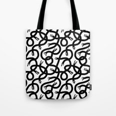 Hands Hands Hands Tote Bag