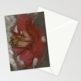 Flowery Memory Stationery Cards