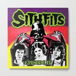 Sithfits - IV Metal Print