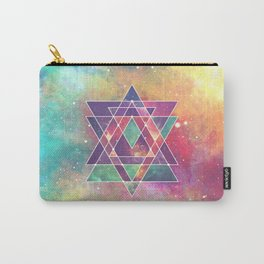 Sacred Geometry (Connection) Carry-All Pouch