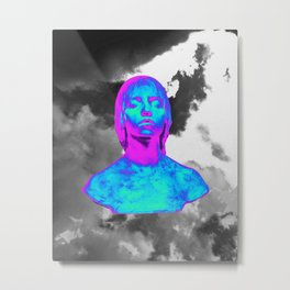 Digital Renaissance Metal Print