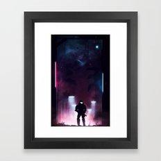 ODST Framed Art Print