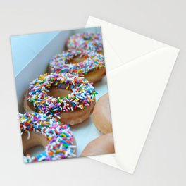 Krispy Kreme Donuts Stationery Cards