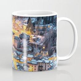 Christmas Village Coffee Mug
