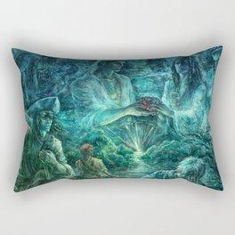Keeper of your heart Rectangular Pillow