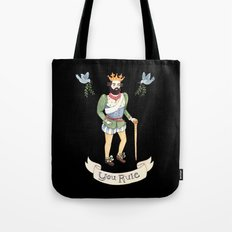 You Rule Tote Bag