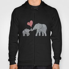 Elephant Hugs Hoody