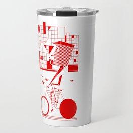 Bicycle I. Travel Mug