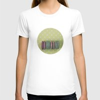 macaron T-shirts featuring Sweets by Jessica Torres Photography