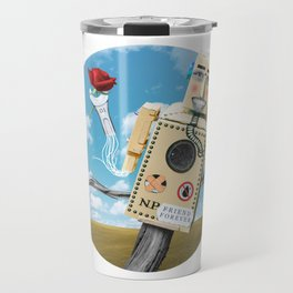 Built a Friend Travel Mug