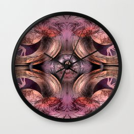 Remembering Mother Wall Clock