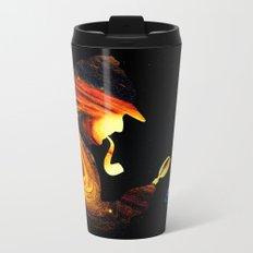 Sherlock Holmes  Metal Travel Mug