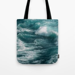 waves #society6 #decor #buyart Tote Bag