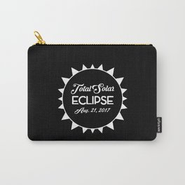 Total Solar Eclipse August 21 2017 Carry-All Pouch