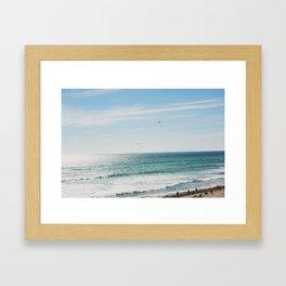 Malibu Dreaming, No. 2 Framed Art Print