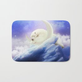 Guard Your Heart. Protect Your Dreams. Bath Mat