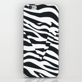 Tiger Stripes iPhone Skin