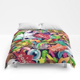 Boom!! Comforters