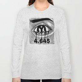 4,645 Boricuas Long Sleeve T-shirt