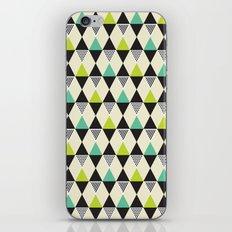 Mid-century pattern iPhone & iPod Skin