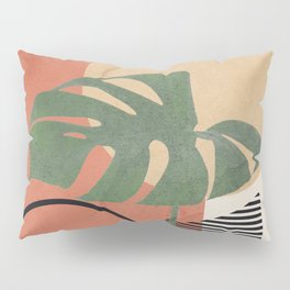 Nature Geometry I Pillow Sham