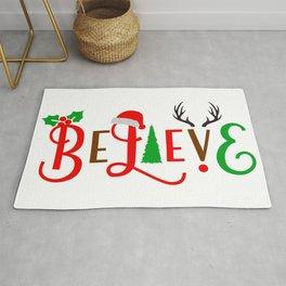 Believe! (1) Rug