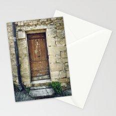Histoire de portes V Stationery Cards
