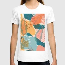 Tropical Autumn T-shirt