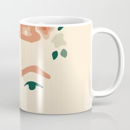 inspired by frida Coffee Mug