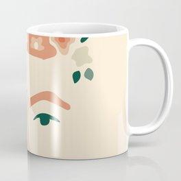inspired by frida Coffee Mug