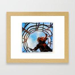 Playscape Framed Art Print