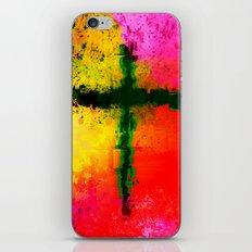 The Cross iPhone & iPod Skin