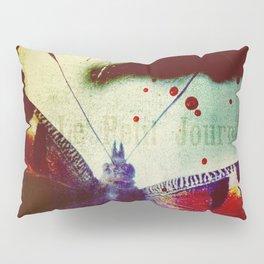 Fear of Butterflies Pillow Sham
