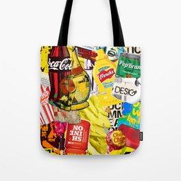 Pop Brand Tote Bag
