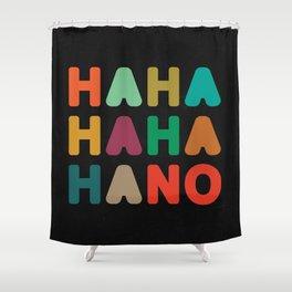 Hahahahaha no Shower Curtain