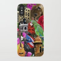 puerto rico iPhone & iPod Cases featuring Puerto Rico - Isla del Encanto by Linnette G. { LG Design Studio }