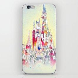 Snow Castle  iPhone Skin