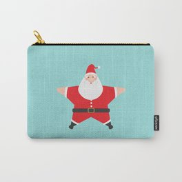 Santa Claus Starmas Carry-All Pouch