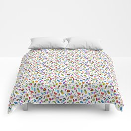 Summer bright and cheerful fun! Comforters