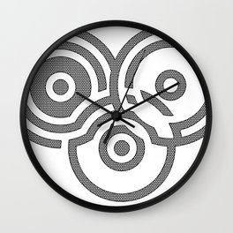 CONNECTIVITY Wall Clock