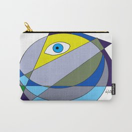 Seeing in to the FUTURE                         by Kay Lipton Carry-All Pouch