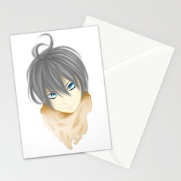 Yato - Noragami Stationery Cards