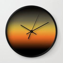 Catastrophe Wall Clock
