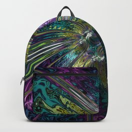 100 Character Max Backpack