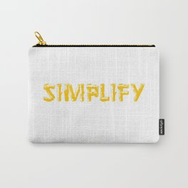 Simplify Carry-All Pouch