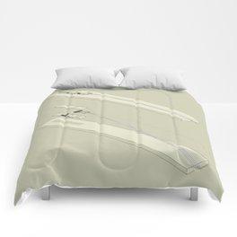 Clothespin shotgun Comforters