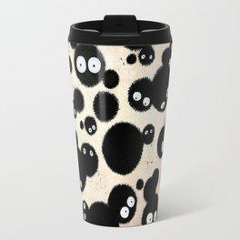 Cute Susuwatari Infestation Travel Mug
