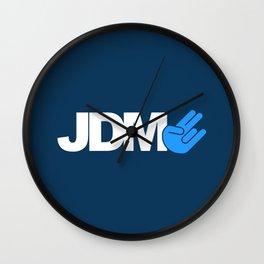 JDM shocker v1 HQvector Wall Clock